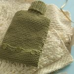 water bottle cover knitting pattern