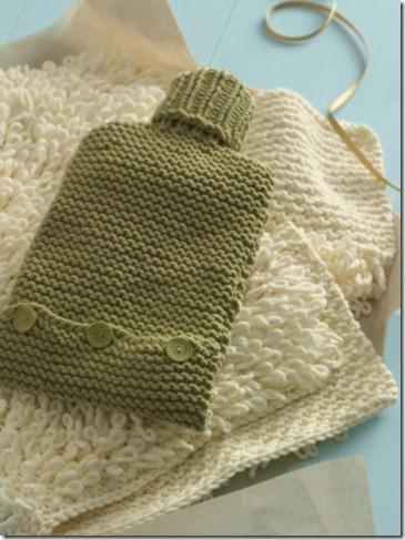 water bottle cozy free knitting patterns