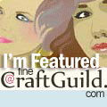 I'm featured at the FineCraftGuild.com