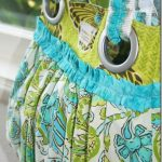 Make Fun Gathered Bags using Free Pattern