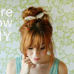 Hair Accessories: Cute Tie DIY