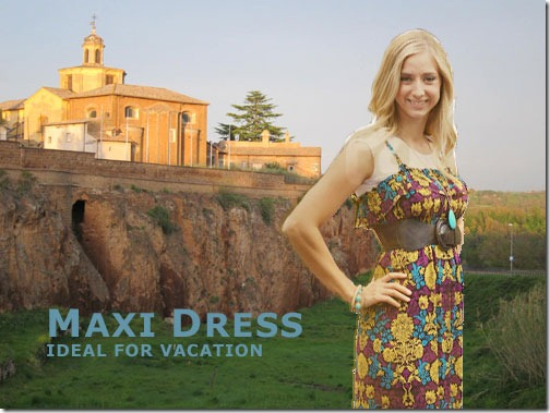 womens fashion maxi dresses :: FineCraftGuild.com