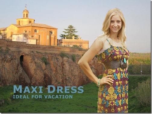 womens fashion maxi dresses :: FineCraftGuild.com