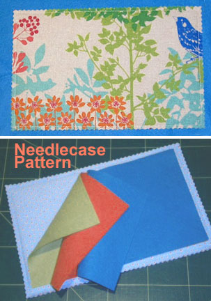 needlecase sewing pattern