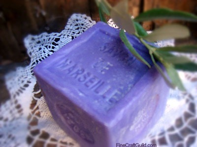 How to Make 'Savon de Marseille' – Soap