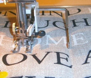 How to Use a Quilting Bar on your Sewing Machine