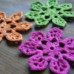 Crochet Flowers: Super-Pretty Pattern
