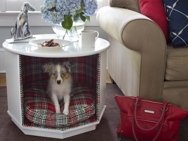 Recycled Furniture: Darling Dog Beds