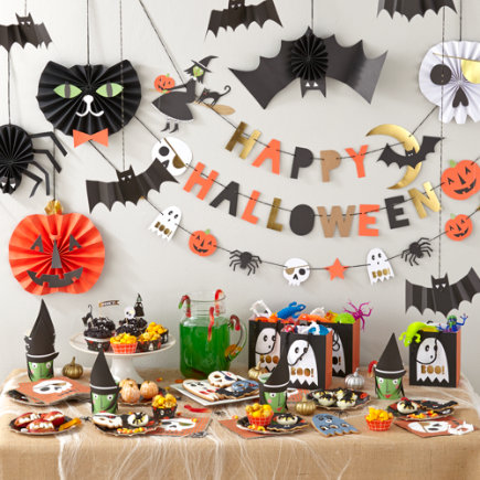 Really cool Halloween Party Supplies :: FineCraftGuild.com