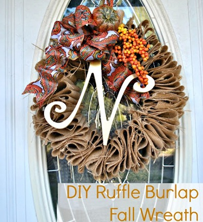 Fabulous Fall Wreath Ideas