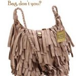 Frye Fringe Leather Bag