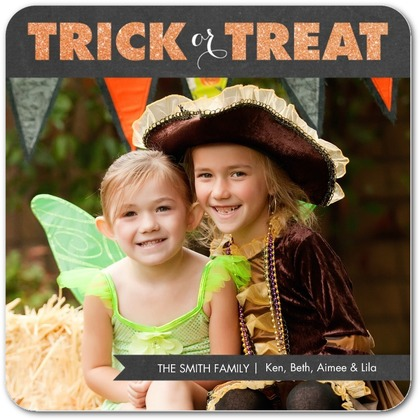 halloween photo card ideas