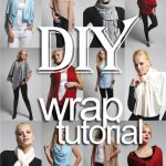 womens wrap pattern