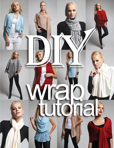 womens wrap pattern