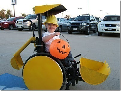 Halloween Costumes Wheelchair Idea #7