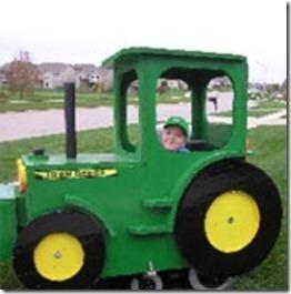 john deer tractor halloween costumes wheelchair