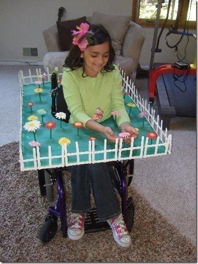 Halloween Costumes ~ Wheelchair Idea #10