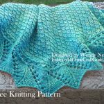 Lace Scarf Knitting Patterns