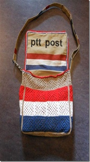 messenger bag crochet patterns burlap