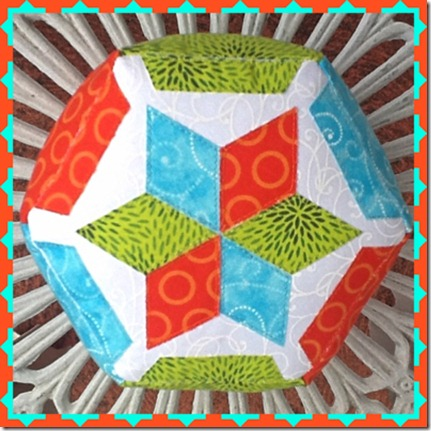 pin cushion free quilting pattern