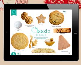 martha stewart cookie iPhone app