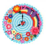 Crochet Clocks – Fabulous Free Pattern