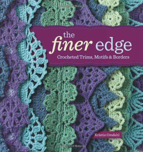 Crochet Pattern Books for 2013