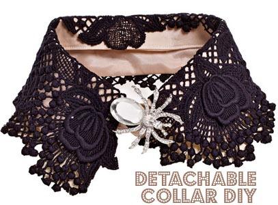 DIY Detachable Collars