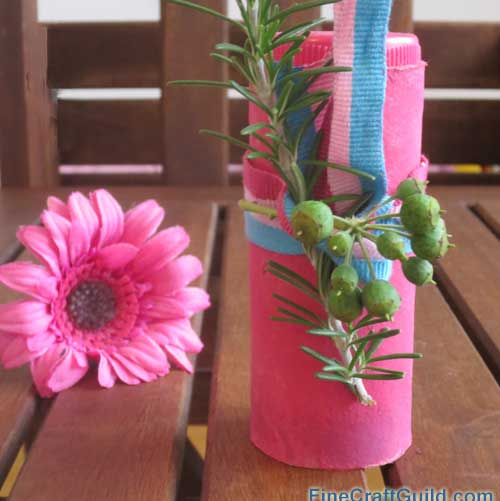 toilet paper roll gift wrapping ideas