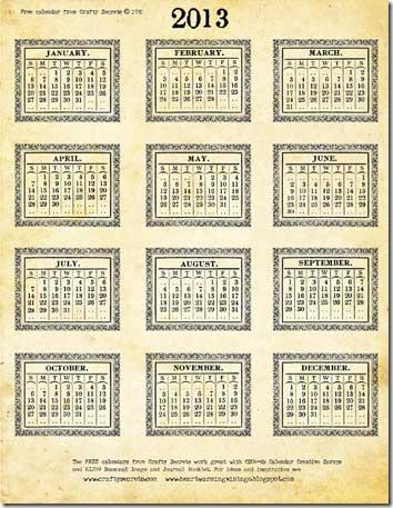 vintage_2013_calendar_photo