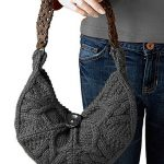 Chic Cable Bag – Free Knitting Pattern