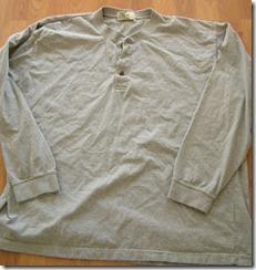 recycled tshirt ruffle pillows
