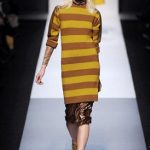 Sweater Dresses @ Fashion Week Milan