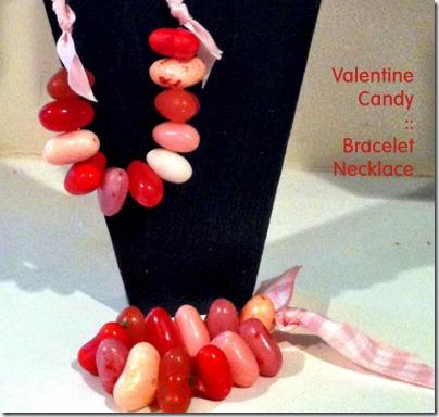 valentines candy bracelets