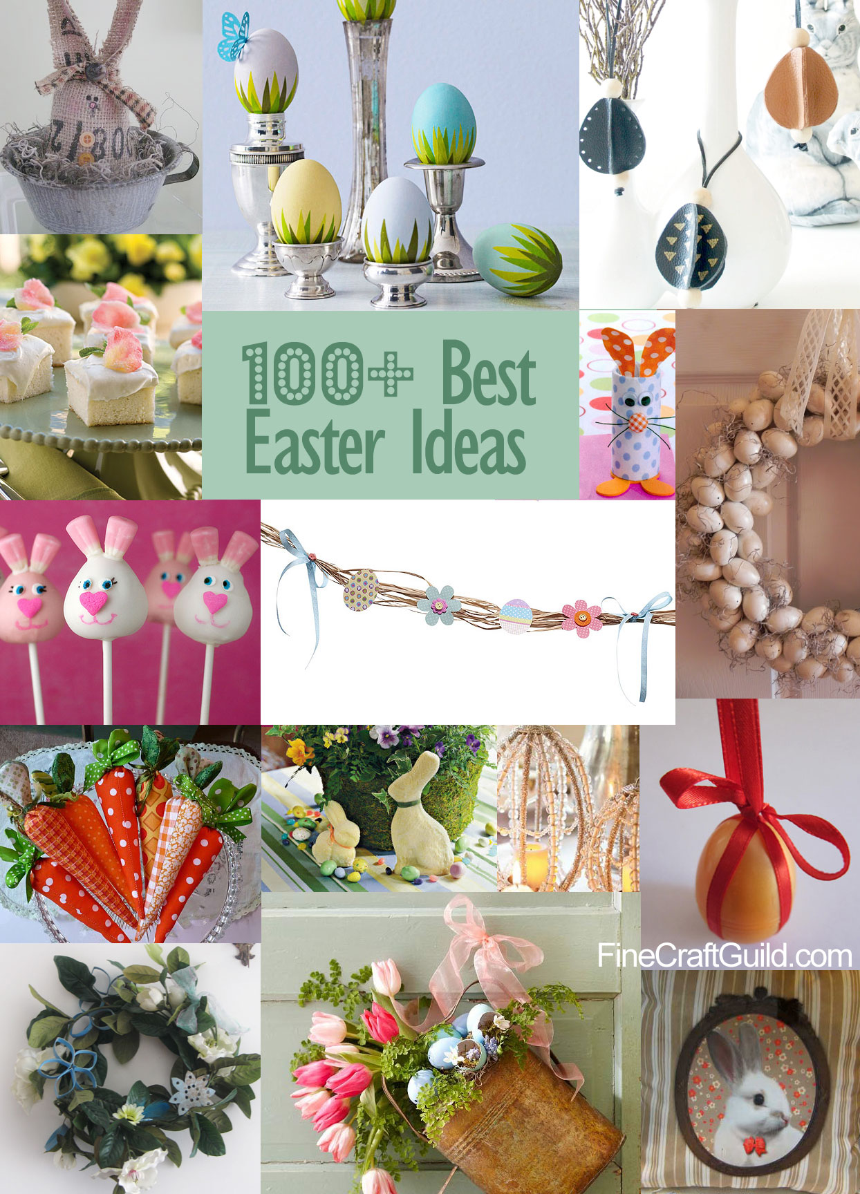 100 Best Easter Ideas Decorations Eggs Recipes