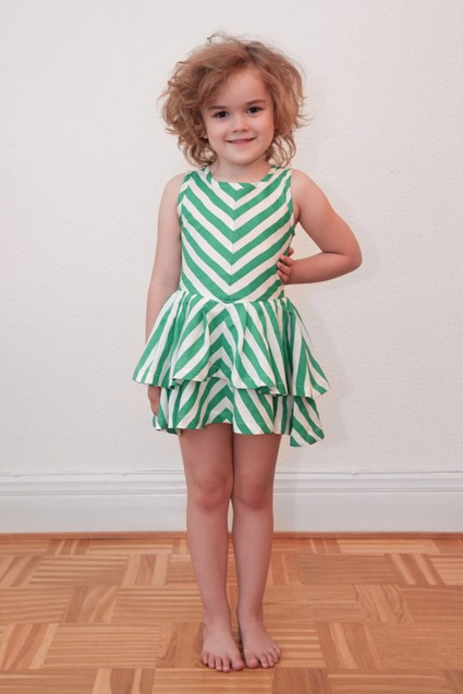 Summer Dresses: Cutest Chevron Pattern