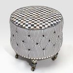 Drum Ottoman – DIY Designer Furniture