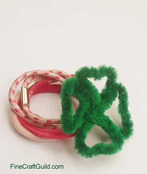 shamrock hairband