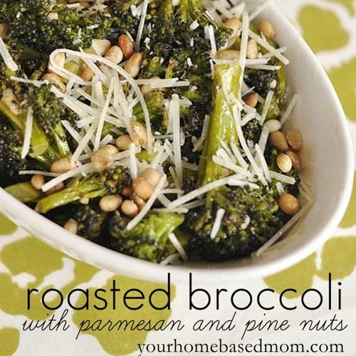 broccoli recipe