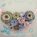 How to Make Recycled Paper Bead Necklaces