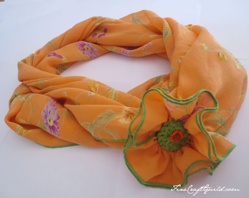 spring infinity scarves