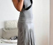 summer dresses silver