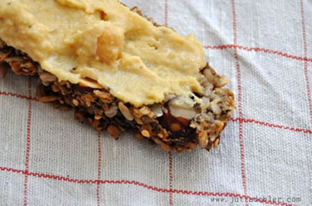healthy recipes: vegan gluten free bread