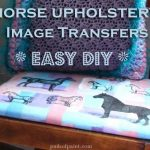chair upholstery transfers