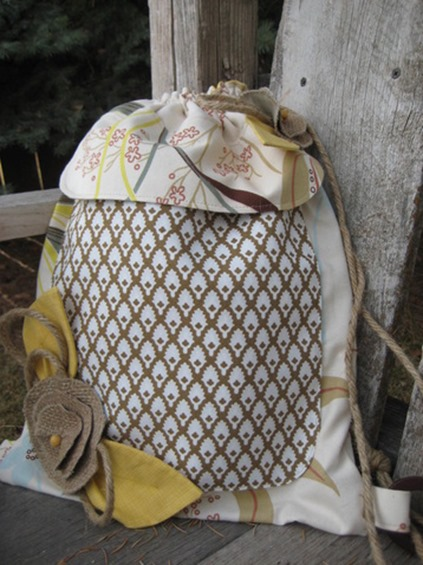 free  backpack sewing pattern