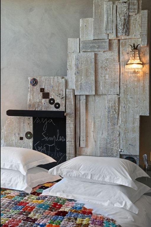 DIY Wooden Pallet Crafts :: Princess Bedroom