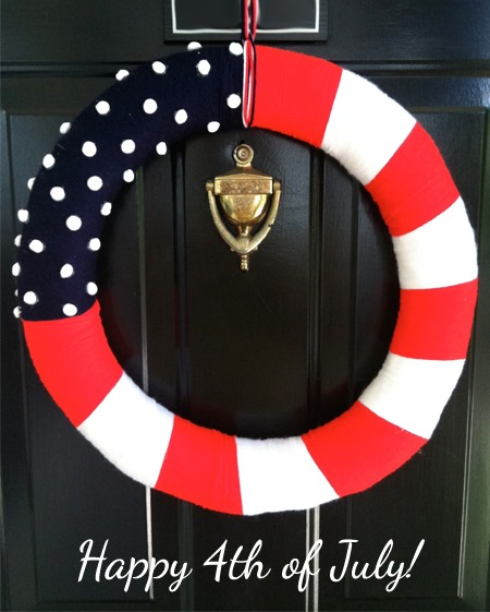 11+ Gorgeous 4th of July Wreaths