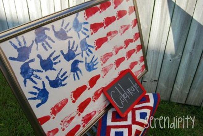 Fourth of July crafts for kids :: FineCraftGuild.com