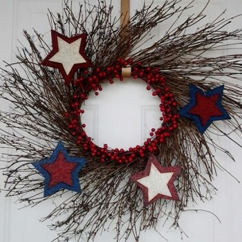fourth of july wreaths number 9