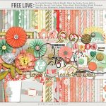 Lovely Scrapbooking Freebies